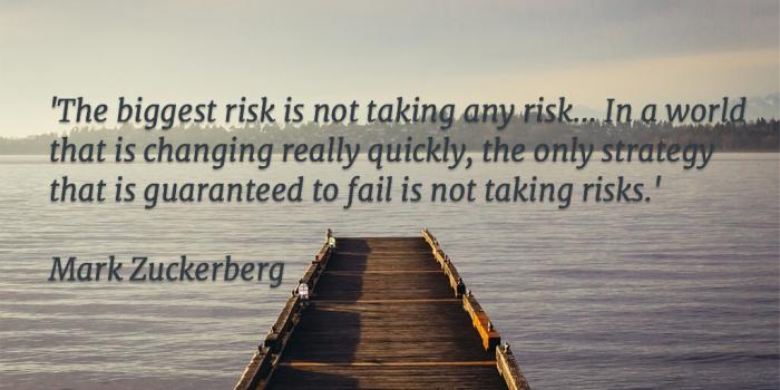 Mark Zuckerberg Risk